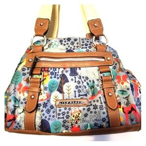 Lily Bloom Puppy Dog Purse